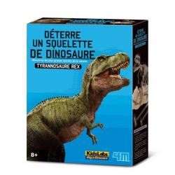 Déterre un squelette de dino - Tyrannosaure Rex