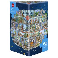Puzzle 1500p - Spaceship