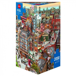Puzzle 2000p - Sherlock & Co