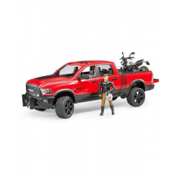 Pick-Up Ram 2500 avec Ducati