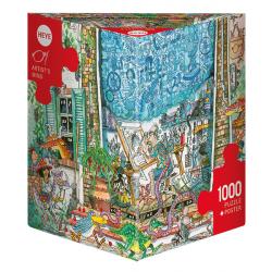 Puzzle 1000p - Artist's mind
