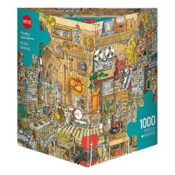 Puzzle 1000p - Music maniac
