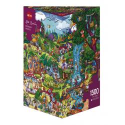Puzzle 1500p - Wonderwoods