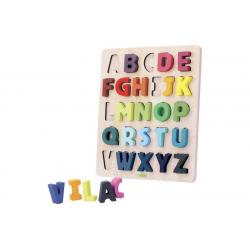 Puzzle alphabet - Sous la canopée