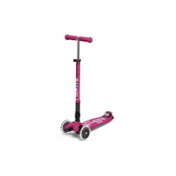 Trottinette Micro Maxi deluxe pliable - Berry Red