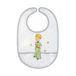 Le Petit Prince - Bavoir en toile cirée