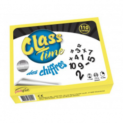 Class Time - Chiffres