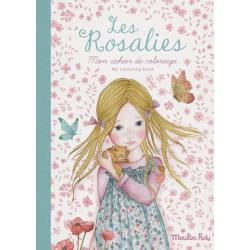 Les Rosalies - Cahier de coloriage