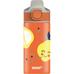 Gourde Sigg 0.4 L Shield one - citron