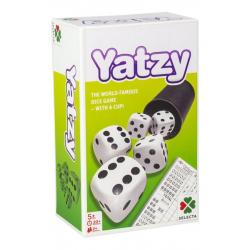Yatzy avec gobelet