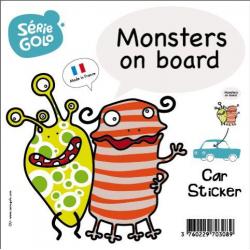 SOLDES -20% Monstres à bord