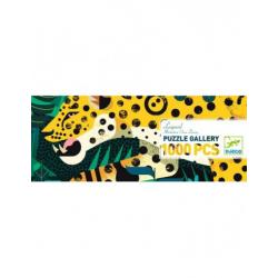 Puzzle Gallery 1000 pièces - Leopard