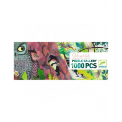 Puzzle Gallery 1000 pièces - Owls and birds