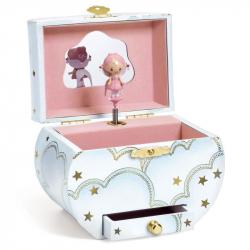 Boîte à bijoux musicale - Mélodie d'Elfe