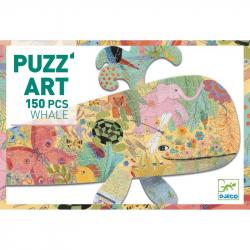 Puzz'Art 150 pcs - Baleine