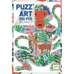 Puzz'Art 350 pcs - Singe
