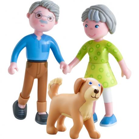 Little friends - Ensemble Gands-parents