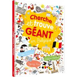 Cherche et trouve géant - En Belgique !