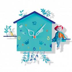 Horloge Alabonneheure - Le chat botté