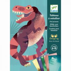 Tableaux à métalliser - Jurassic