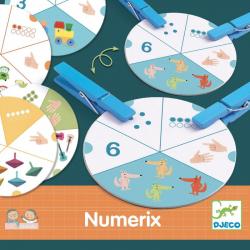 Eduludo - Numerix