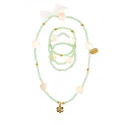 Collier et bracelets Calista
