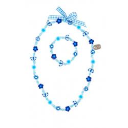 Collier et bracelet Yosi