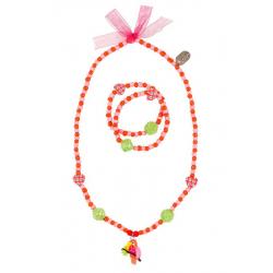 Collier et bracelet Mika