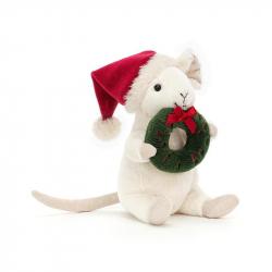 Merry la souris couronne