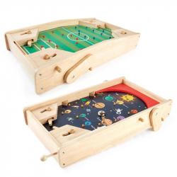 Jeu 2 en 1 - Pinball et flipper