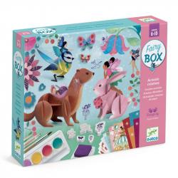 Activités créatives - Fairy box