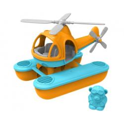 Hydra-hélicoptère orange