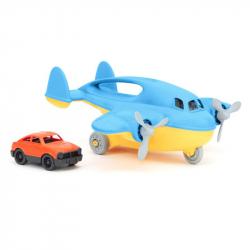 Avion cargo avec voiture