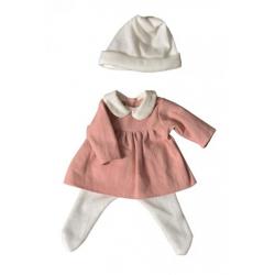 Les petits - Vêtement blanc/rose