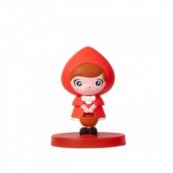 Faba - Figurine Le petit chaperon rouge et une autre histoire...