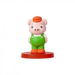 Faba - Figurine Les trois petits cochons et une autre histoire...
