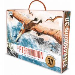 Maquette en 3D - Le ptéranodon