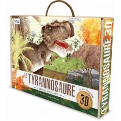 Maquette en 3D - Le tyrannosaure
