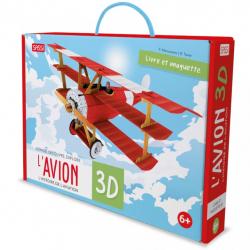 Maquette en 3D - L'avion