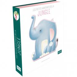 Livre sonore - Les petits habitants de la jungle