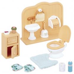Sylvanian Families - Ensemble toilettes
