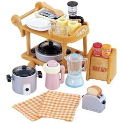 Sylvanian Families - La batterie de cuisine