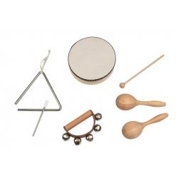 Les petits - Set d'instruments