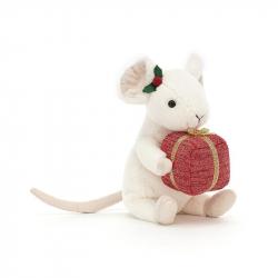 Merry la souris cadeau