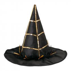 Déguisement - Chapeau de sorcière Evilian