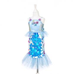 Déguisement - Robe de princesse Lorelie 5/7 ans