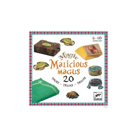 Magic Malicious Magus 20 tours