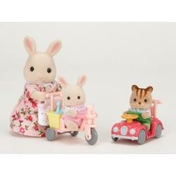 Tricyle et mini voiture bébés