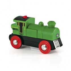 Locomotive verte à pile bidirectionnelle